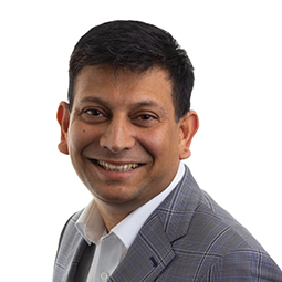 Sam Patel, Mortgage Broker